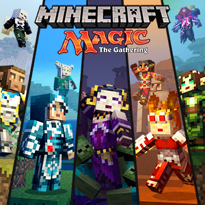 Magic The Gathering Skin Pack Now Available On Minecraft Pocket - Skin para minecraft pe windows 10